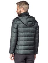 Куртка FAY NAM36330020 100% полиамид Темно-зеленый Румыния изображение 4