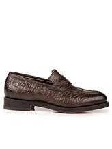 Ботинки Santoni MCHI12693 100% кожа Коричневый Италия изображение 1