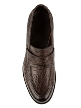 Ботинки Santoni MCHI12693 100% кожа Коричневый Италия изображение 4