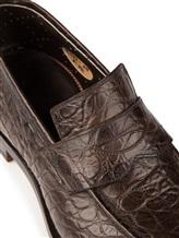 Ботинки Santoni MCHI12693 100% кожа Коричневый Италия изображение 5