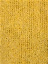 Жилет Semi COUTURE P6IC03 35% акрил, 26% шерсть, 26% альпака, 12% полиамид, 1% эластан Горчичный Италия изображение 3