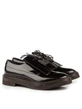 Ботинки Brunello Cucinelli 029 100% кожа Черный Италия изображение 0