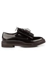 Ботинки Brunello Cucinelli 029 100% кожа Черный Италия изображение 1
