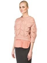 Джемпер Brunello Cucinelli 600500 100% кашемир Розовый Италия изображение 2