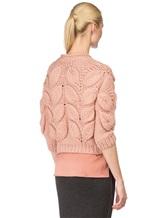 Джемпер Brunello Cucinelli 600500 100% кашемир Розовый Италия изображение 3