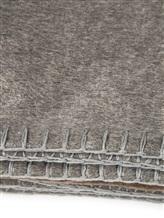 Плед Brunello Cucinelli 90137 100% шёлк Серо-бежевый Италия изображение 1