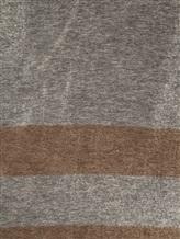 Плед Brunello Cucinelli 90137 100% шёлк Серо-бежевый Италия изображение 2