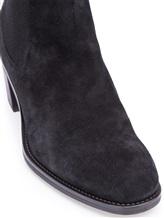 Ботинки Santoni WTFY52617 100% кожа Черный Италия изображение 6
