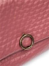 Сумка Agnona PB853X 100% кожа Темно-розовый Италия изображение 3