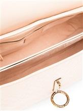 Сумка Agnona PB853X 100% кожа Бежево-розовый Италия изображение 5