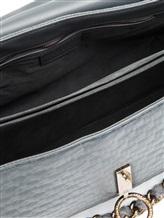 Сумка Agnona PB853X 100% кожа Серый Италия изображение 13