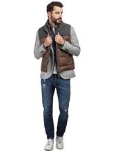 Пиджак Brunello Cucinelli 7BTD 43% шерсть, 42% альпака, 12% полиамид, 3% кашемир Светло-серый Италия изображение 1