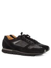 Кроссовки Santoni MBHY20210 100% кожа Черный Италия изображение 0