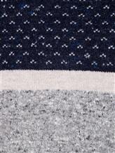 Джемпер Brunello Cucinelli 75700 68% шерсть, 29% кашемир, 3% полиамид Темно-синий Италия изображение 4