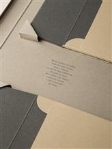 Набор Brunello Cucinelli 734 100% бумага Серый Италия изображение 4