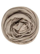 Палантин Brunello Cucinelli 049P 70% кашемир, 30% шёлк Серый Италия изображение 0
