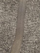 Шарф Brunello Cucinelli 330969P 76% шерсть, 23% полиамид, 1% эластан Серый Италия изображение 1