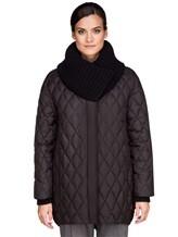 Куртка EREDA FABERGE 100% полиэстер Черный Италия изображение 2