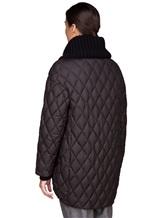 Куртка EREDA FABERGE 100% полиэстер Черный Италия изображение 4