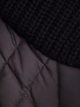 Куртка EREDA FABERGE 100% полиэстер Черный Италия изображение 5