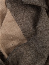 Палантин Re Vera 1718C7452G-RV 100% кашемир Бежево-коричневый Китай изображение 1