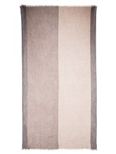 Палантин Re Vera 1718C7452G-RV 100% кашемир Бежево-коричневый Китай изображение 2