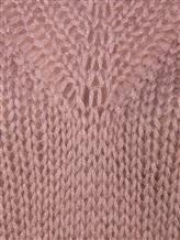 Джемпер EREDA 17WEDSW100 63% шерсть, 25% полиамид, 12% полиэстер Грязно-розовый Италия изображение 5