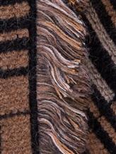 Накидка Missoni 206823 48% мохер, 28% полиамид, 24% шерсть Коричневый Италия изображение 5