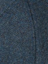 Бейсболка Stetson 7720502 85% шерсть, 15% полиамид Серо-синий Китай изображение 1