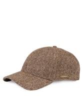 Бейсболка Stetson 7720502 85% шерсть, 15% полиамид Светло-коричневый Китай изображение 0