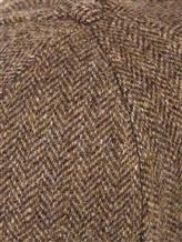 Бейсболка Stetson 7720502 85% шерсть, 15% полиамид Светло-коричневый Китай изображение 1