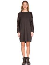 Платье Lamberto Losani 252177 80% шерсть, 10% кашемир, 10% шёлк Хаки Италия изображение 1