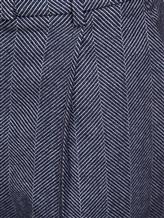 Брюки Peserico P04852 69% полиэстер, 29% вискоза, 2% эластан Синий Италия изображение 4