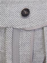 Брюки Peserico P04852 69% полиэстер, 29% вискоза, 2% эластан Серый Италия изображение 5