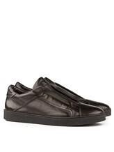 Кроссовки Santoni MBGU20563 100% кожа Черный Италия изображение 0