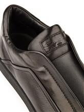 Кроссовки Santoni MBGU20563 100% кожа Черный Италия изображение 5