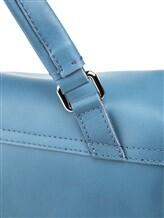 Сумка ZANELLATO 06134 100% кожа Темно-голубой Италия изображение 3