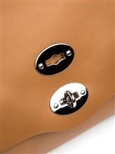 Сумка ZANELLATO 06134 100% кожа Светло-коричневый Италия изображение 5
