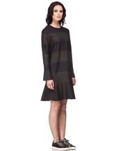Платье Piazza Sempione PV011A0 75% шерсть, 23% нейлон, 2% эластан Хаки Италия изображение 2