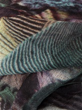 Палантин Re Vera 171815396DGpalantin 100% кашемир Фиолетово-коричневый Китай изображение 1