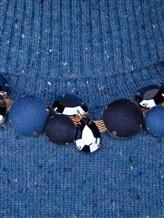 Водолазка Re Vera 17181028C 100% кашемир Синий Китай изображение 4