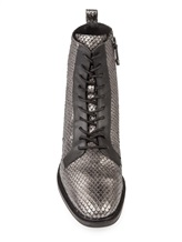 Ботинки What for WF478 100% кожа Темно-серый Китай изображение 4