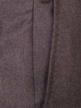 Брюки PT01 1-C0-PF01Z00CLA 94% шерсть, 6% кашемир Темно-коричневый Румыния изображение 4