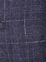 Брюки Lorena Antoniazzi LP3225PA14 98% шерсть, 2% эластан Серо-синий Италия изображение 5