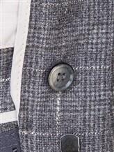 Брюки Lorena Antoniazzi LP3225PA14 98% шерсть, 2% эластан Серый Италия изображение 5