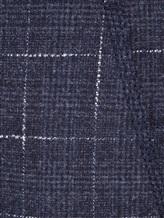 Брюки Lorena Antoniazzi LP3225PA14 98% шерсть, 2% эластан Серо-синий Италия изображение 4