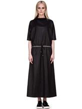 Платье EREDA E251528 88% шерсть, 10% полиамид, 2% эластан Черный Италия изображение 1