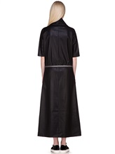 Платье EREDA E251528 88% шерсть, 10% полиамид, 2% эластан Черный Италия изображение 3