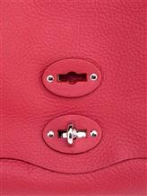 Сумка ZANELLATO 06134 100% кожа Красный Италия изображение 7