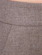 Брюки Peserico P04738 88% шерсть, 6% полиамид, 4% полиэстер, 2% эластан Серо-бежевый Италия изображение 4